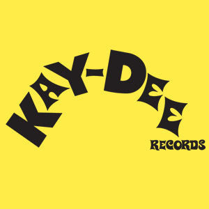Kay-Dee T-Shirt (Black On Yellow)