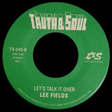 TS-045 Lee Fields-Fought For Survival/Let's Talk It Over