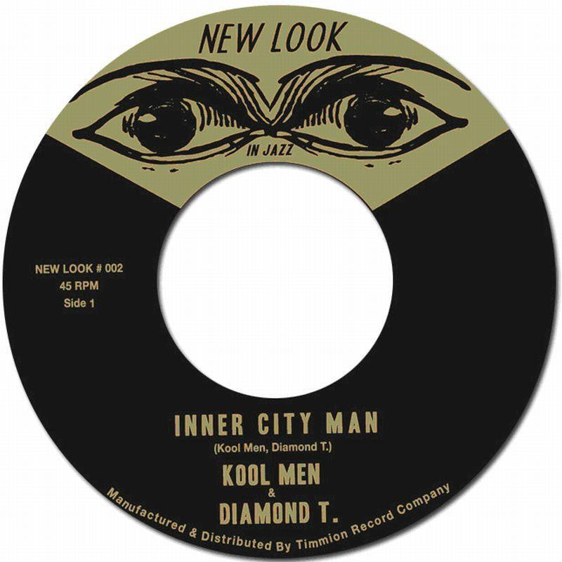 # 62 Kool Men & Diamond T-Inner City Man