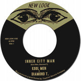 # 62 (New Look-002) Kool Men & Diamond T-Inner City Man