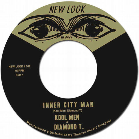 New Look-002 Kool Men & Diamond T-Inner City Man