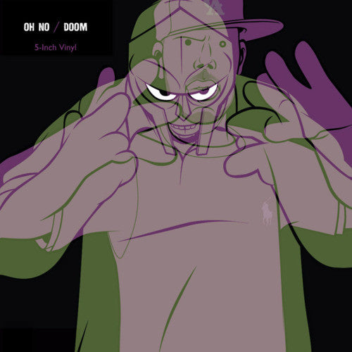 FDW7714-7 MF Doom-Oh No (5 Inch Record)