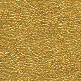24kt Gold Plate 15/0 (9191) Qty: 3 grams
