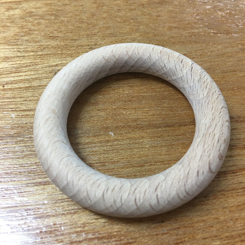 Raw Wood Ring - 55mm