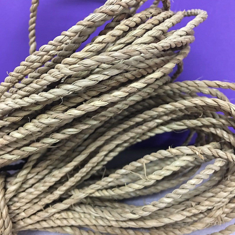 10m x 5mm Seagrass Twisted Cord