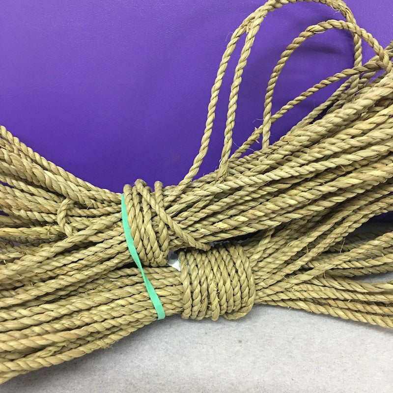 5mm Seagrass Twisted Cord - 10m or 25m