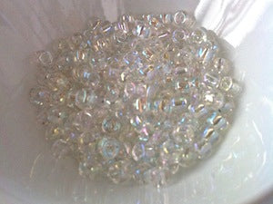 Clear Rainbow 12/0 (533) Qty: 10 grams
