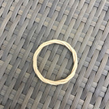 Rattan Twisted Woven Hoops - 7 sizes (Single Hoops)