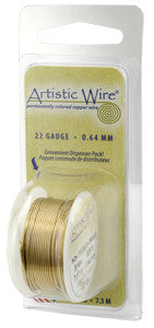 28 gauge Artistic Wire - 3 colours available