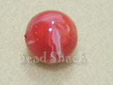 Watermelon 16mm Round  Qty:      10