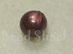 Bronze 8mm Round  Qty: 50