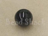 Black/Grey 16mm Round Qty: 1