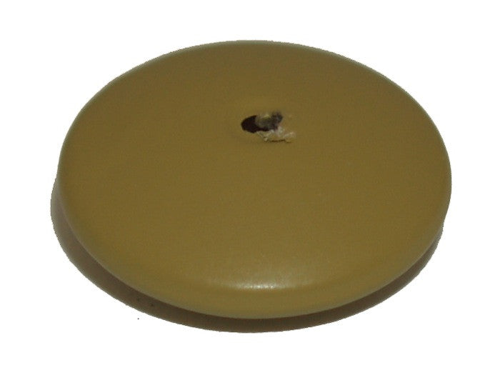 Pottery Look 12x5mm Disc - 8 colours available