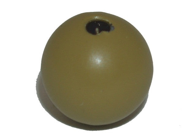 Pottery Look 8mm Round - 9 colours available