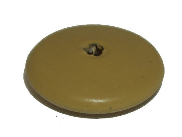 Pottery Look 10x13mm Disc - 8 colours available
