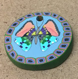 Butterfly Large Pendant Bead