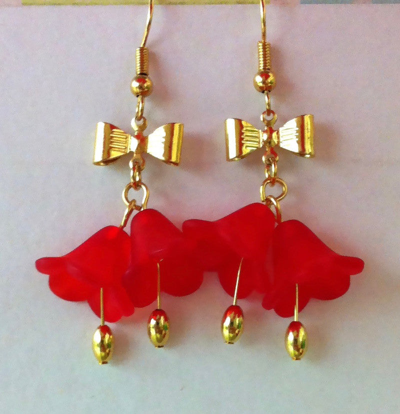 Christmas Bell Earrings Kit