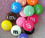Black M & Ms Qty: 2