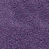# 660 DBR Delica 11/0 DYED OPAQUE LAVENDER Qty: 5 grams