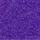 # 783 DBR Delica 11/0 DYED MATTE TRANSPARENT PURPLE - 7.2g Tube