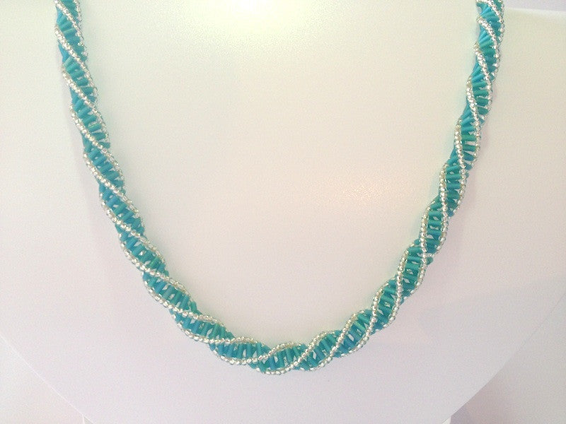 DNA Necklace Pattern
