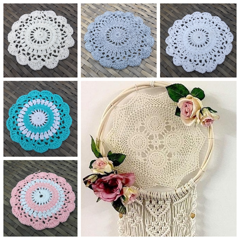 Doily - Size & Colour choice available