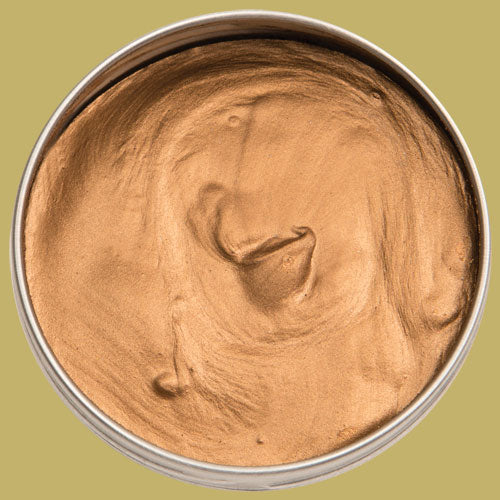 Gilders Paste Wax - Foundry Bronze