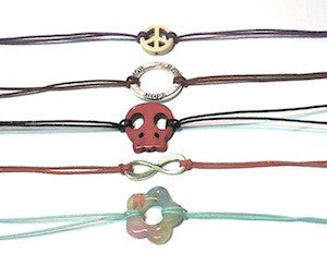 Friendship Bracelet Kit (makes 5)