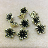 Bell Flower Bead - 12mm