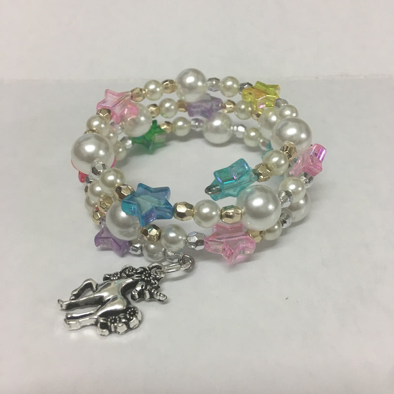 Rainbow Unicorn Bangle Kit