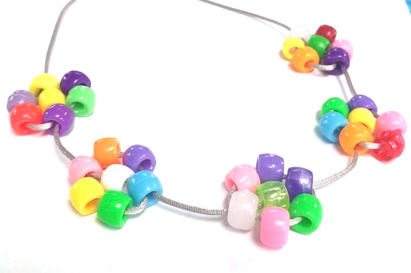 Junior Daisy Chain Necklace Kit - 5 colourways