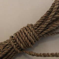 10m x 6mm Seagrass Twisted Cord