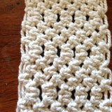 1.5mm - 2mm Natural Cotton Rope - 3 colours available
