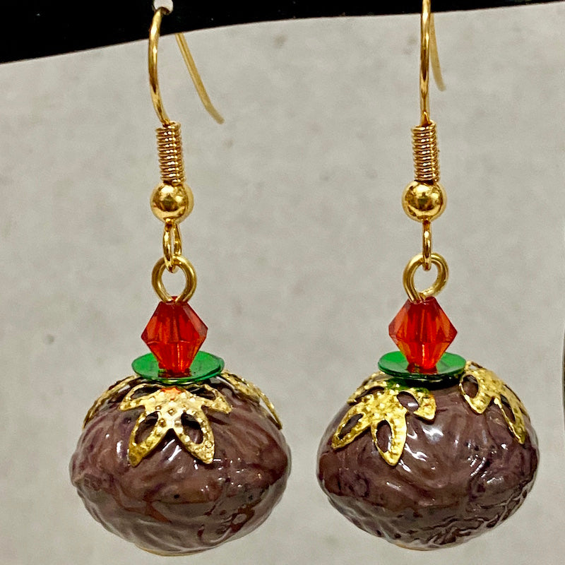 Christmas Puddin' Earrings Kits