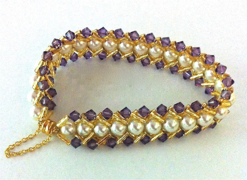 Oh! So Elegant Bracelet Pattern