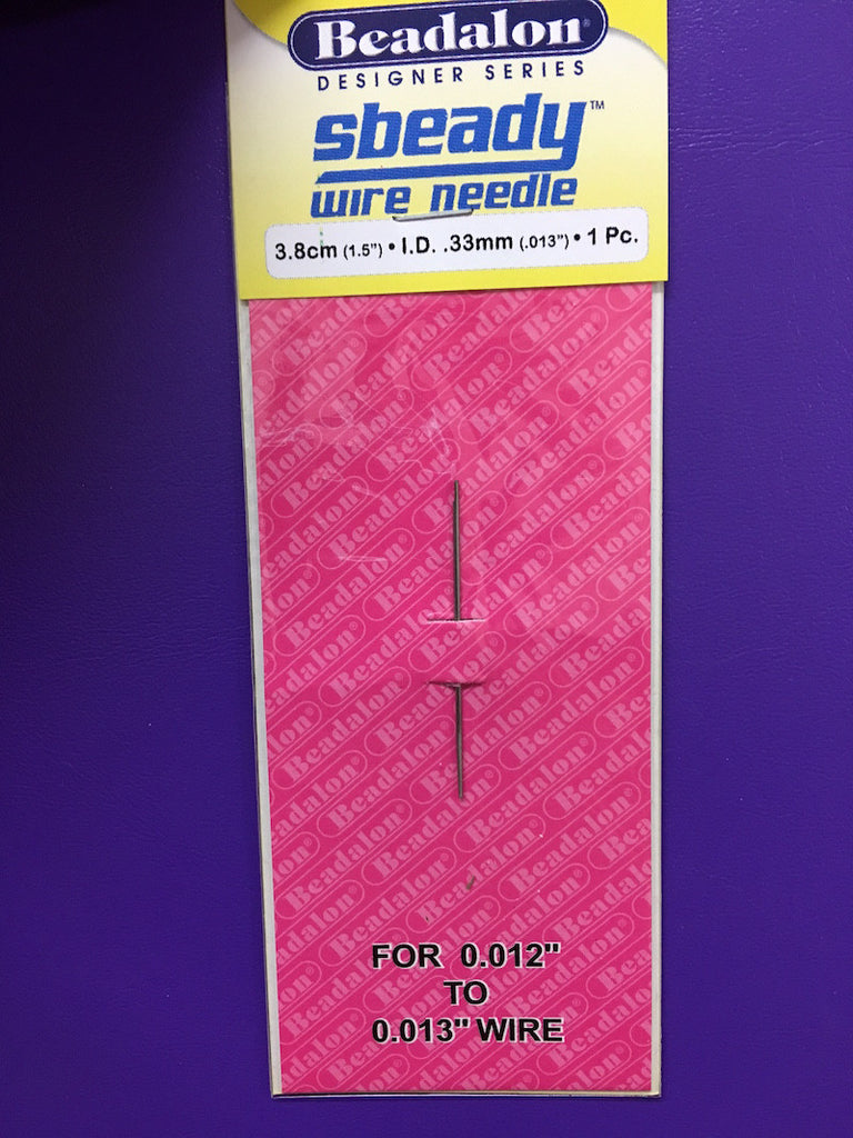 Sbeady Wire Needle - 2 sizes available