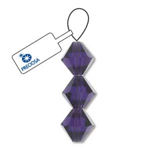 Deep Tanzanite 6mm (1 String)