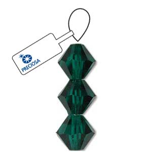 Emerald 4mm (1 String)