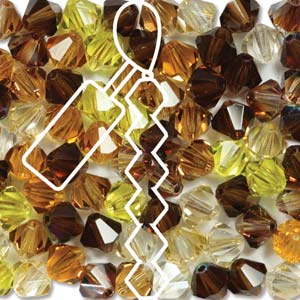 Wheatberry Mix 6mm (1 String)