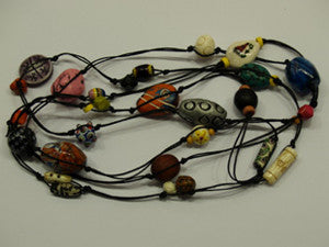 Naturals, Knotted Necklace Kit Qty: 1