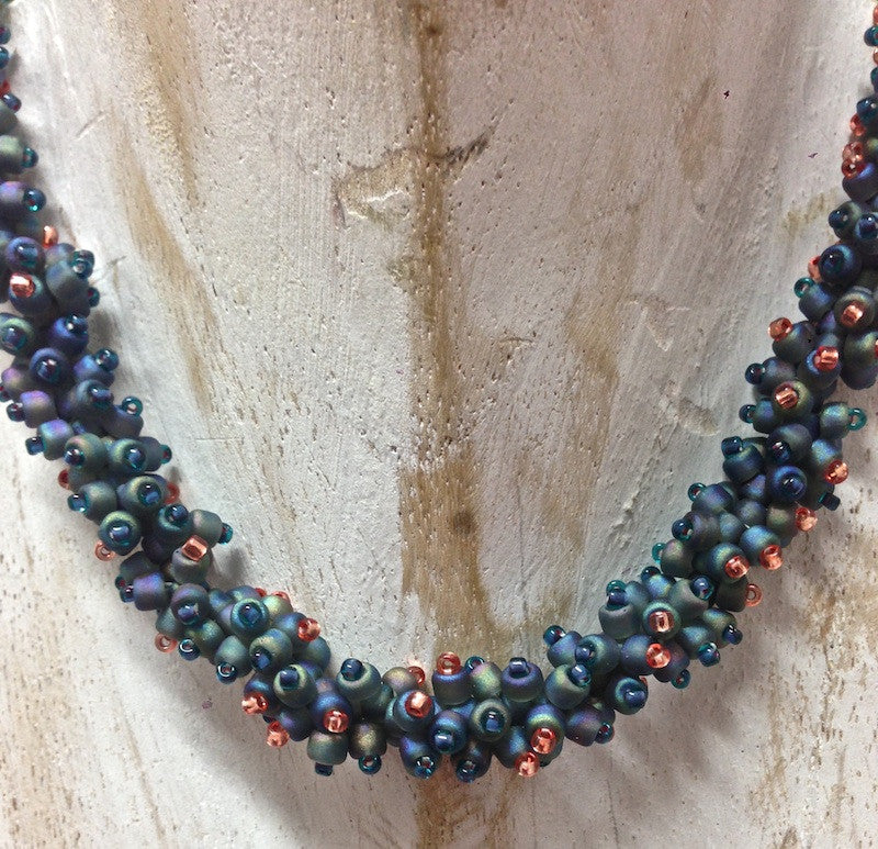 Ocean Magic Necklace Pattern