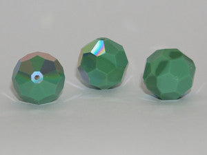 Opaque Green AB 12mm Art. 5000 Qty: 1