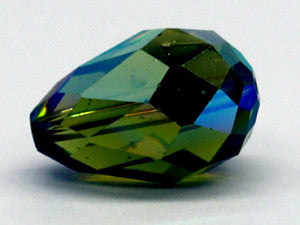 Olivine AB 16.5x11mm Art. 5500 Qty: 1