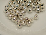 5mm Metal Bead Qty: 50