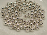 4mm Metal Bead Qty: 100