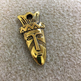 Acrylic Tribal Pendants - 4 styles in 2 colours available