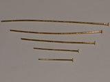 Gold 35mm Headpin Qty: 200