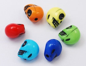 Skull Colourful Pack of 50