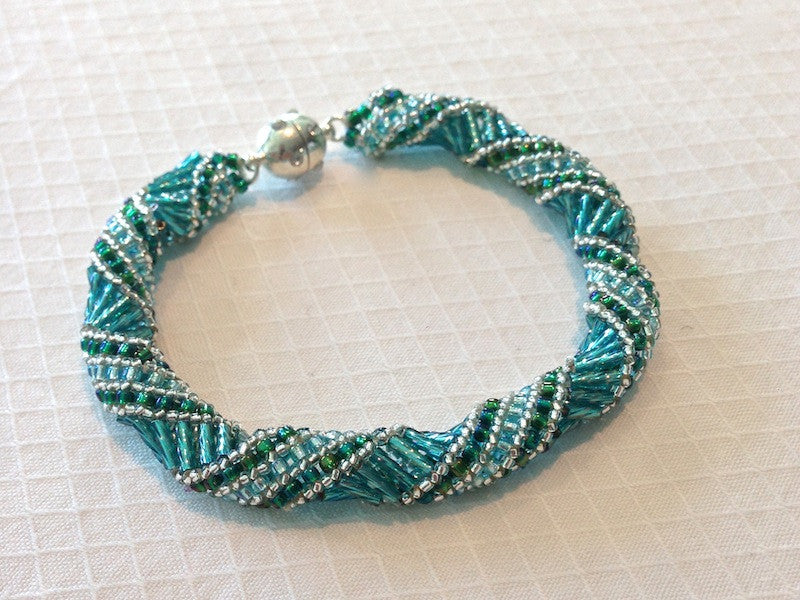 Fabulous Twist Bracelet Pattern