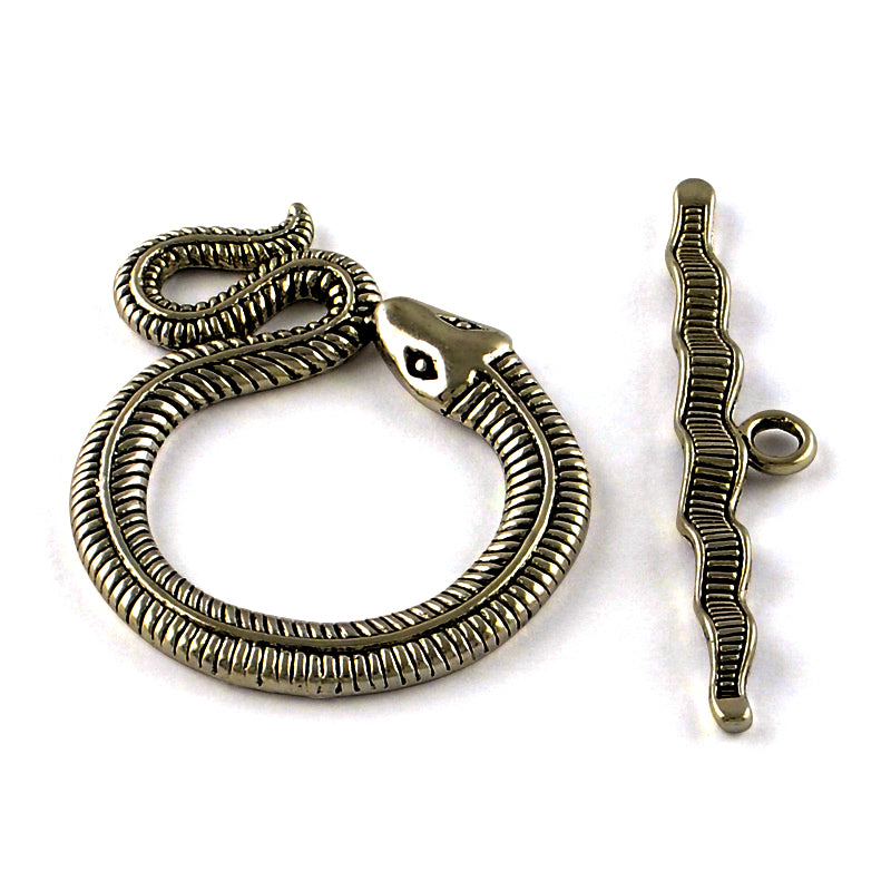 Giant Snake Toggles - 2 colours available